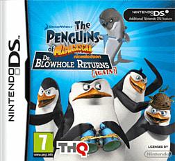 Penguins of Madagascar DSi and DS Lite