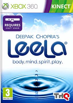 Deepak Chopra's Leela Xbox 360 Kinect