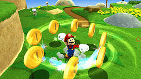 Super Mario Galaxy - Nintendo Selects screen shot 6