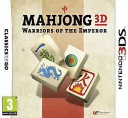 Mahjong 3DS: Warriors of the Emperor 3DS