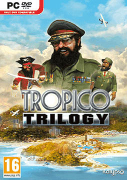 Tropico Trilogy PC Games Cover Art