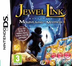 Jewel Link Mysteries: Mountain Madness DSi and DS Lite Cover Art
