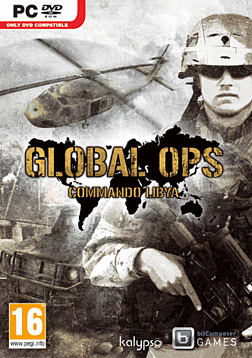 Global Ops: Commando Libya PC Games Cover Art