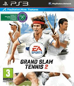 EA Sports Grand Slam Tennis 2 PlayStation 3
