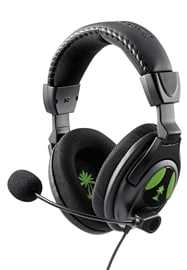 Turtle Beach X12 Headset for Xbox 360 Accessories 