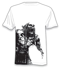 Dead Island T-shirt (Medium) Clothing and Merchandise 