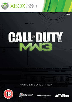 Call of Duty: Modern Warfare 3 Hardened Edition Xbox 360 Cover Art