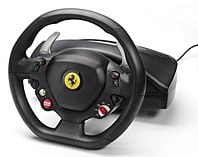 Xbox 360 Licensed Ferrari 458 Steering Wheel screen shot 2