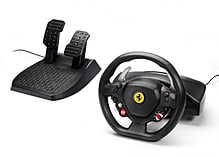 Xbox 360 Licensed Ferrari 458 Steering Wheel screen shot 3