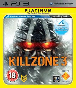 Killzone 3 Platinum PlayStation 3