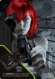 Premium DualFuel Ammo Clip for Xbox 360 Accessories