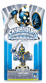 Skylanders: Character - Chop Chop Toys and Gadgets