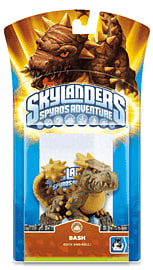 Skylanders: Character - Bash Toys and Gadgets 
