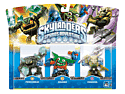 Skylanders: Triple Character Pack with Voodood, Boomer and Prism Break Toys and Gadgets