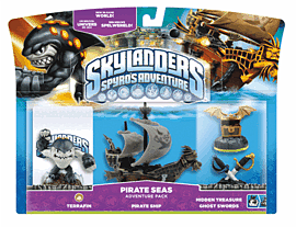 Skylanders: Pirate Adventure Pack Toys and Gadgets