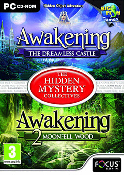 Awakening 1 & 2 (The Hidden Mystery Collectives) PC Cover Art