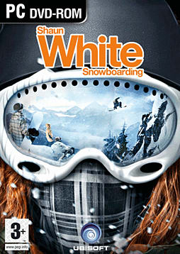 Shaun White Snowboarding PC Games Cover Art