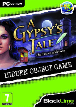 A Gypsy's Tale: The Tower of Secrets PC Games Cover Art