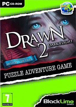 Drawn 2: The Dark Flight PC Games Cover Art