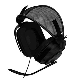 Gioteck EX-05 Wired Stereo Headset for Xbox 360, PlayStation 3 and PC Accessories