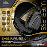 Gioteck EX-05 Wireless Headset for PlayStation 3 screen shot 1