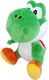 New Super Mario Bros. Plush - Yoshi Toys and Gadgets