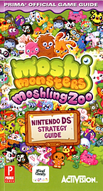 Moshi Monsters: Moshling Zoo Strategy Guide Strategy Guides and Books