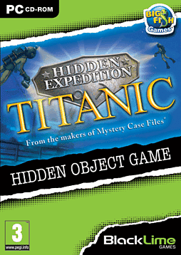Hidden Expedition: Titanic PC Games Cover Art
