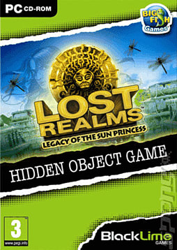 Lost Realms: Legacy of the Sun Princess PC Games Cover Art