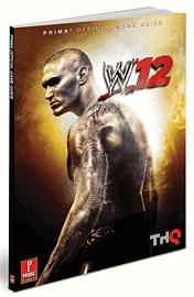WWE 12 Official Strategy Guide Strategy Guides and Books 