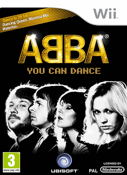 Abba: You Can Dance Wii Cover Art