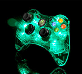 Afterglow Controller for Xbox 360 Accessories 