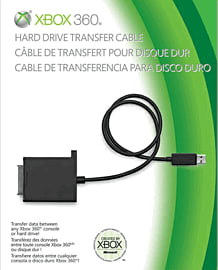 Data Transfer Cable for Xbox 360 Accessories