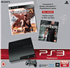 PlayStation 3 320GB Slim with Uncharted 3 PlayStation 3