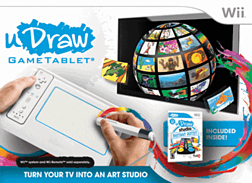 uDraw Studio: Instant Artist Bundle Nintendo Wii Cover Art