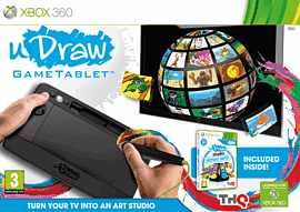 uDraw Studio: Instant Artist Bundle XB 360 Cover Art