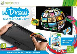 uDraw Studio: Instant Artist Bundle XB 360