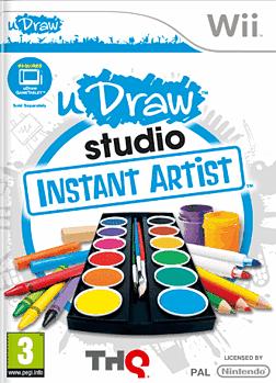 uDraw Studio: Instant Artist Wii