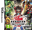 Bakugan: Rise of the Resistance DSi and DS Lite
