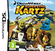 DreamWorks Super Star Kartz DSi and DS Lite