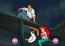 Disney Princess including uDraw Studio screen shot 5