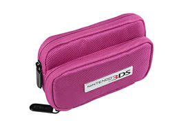 Gametrek Case for Nintendo 3DS - Pink Accessories