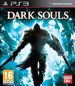 Dark Souls PlayStation 3 Cover Art