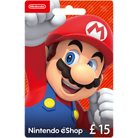 Nintendo eShop Card - 15 Accessories 