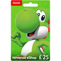 Nintendo eShop Card - 25 Gifts