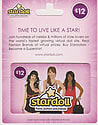 Stardoll Gift Card - 12 Gifts