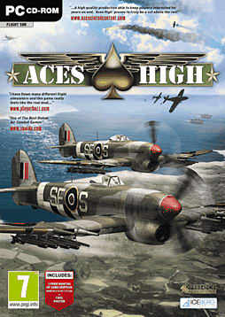 Aces High PC Games Cover Art