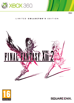 Final Fantasy XIII-2 Limited Collector's Edition Xbox 360