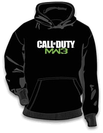 Call of Duty: MW3 Hoody - Large Clothing and Merchandise