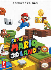 Super Mario 3D Land Strategy Guide Strategy Guides and Books